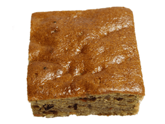 Square carrot cake 90g