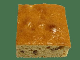 Square banana cake 90g