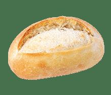 Mini petit pain wit 35g