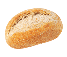 Mini petit pain bruin 35g