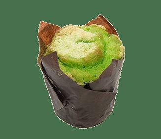 Muffin Pandan 90g