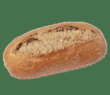 Petit pain bruin 55g